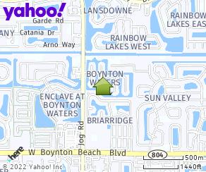 9380 Lakeside Ln Boynton Beach, FL