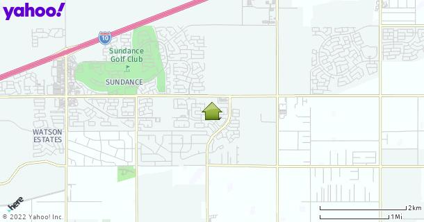 Map of Buckeye, AZ