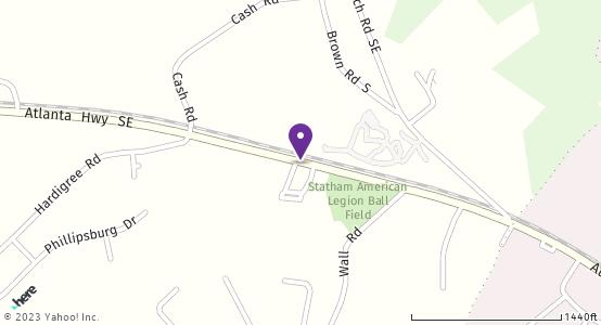 1633 Atlanta Hwy SE, Statham, GA 30666-1680